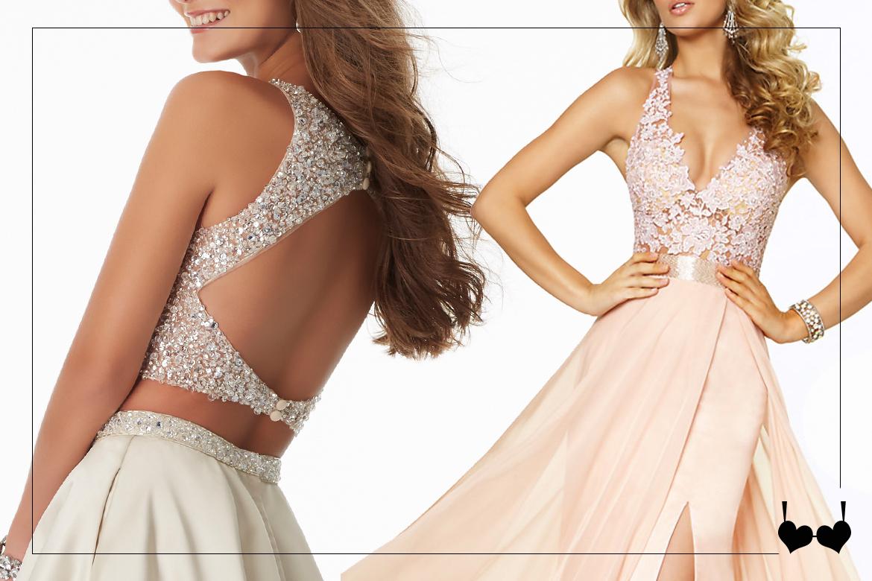 5 Sutiãs para vestidos de formatura
